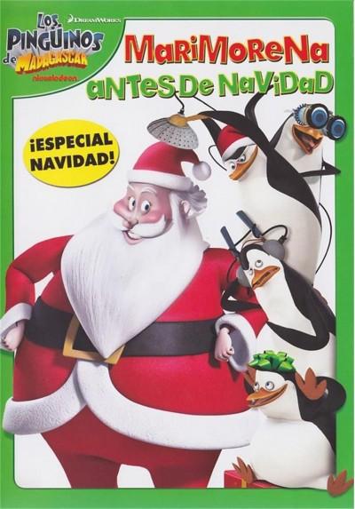 Los Pingüinos De Madagascar : Marimorena Antes De Navidad (The Penguins Of Madagascar)