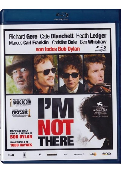 I´m Not There (Blu-Ray)