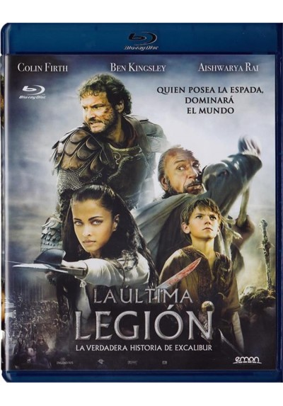La Ultima Legion (The Last Legion) (Blu-Ray)