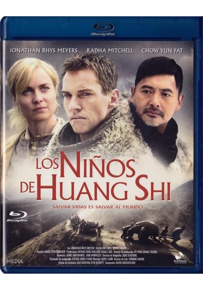 Los Niños De Huang Shi (Blu-Ray) (The Children Of Huang Shi)