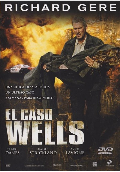 El Caso Wells (The Flock)