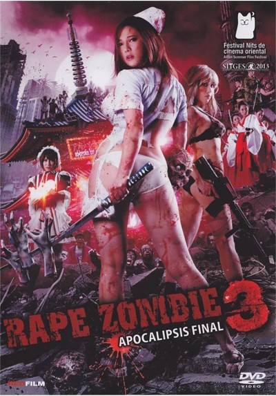 Rape Zombie 3 : Apocalipsis Final (V.O.S.) (Rape Zombie: Lust Of The Dead 3)