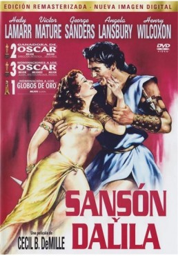 Sanson Y Dalila (Samson And Delilah)