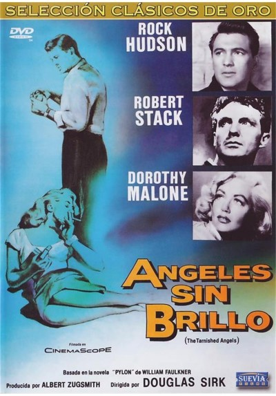 Angeles Sin Brillo (The Tarnished Angels)