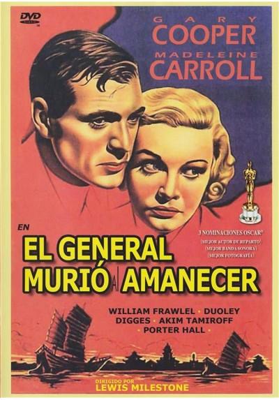 El General Murio Al Amanecer (The General Died At Dawn)