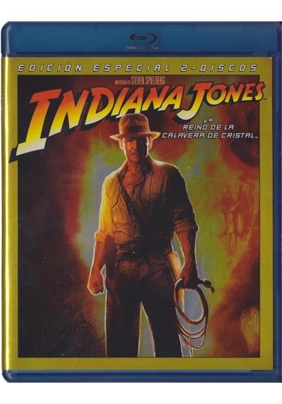 Indiana Jones Y El Reino De La Calavera De Cristal (Ed.Especial) (Blu-Ray) (Indiana Jones And The Kingdom Of The Crystal Skull)