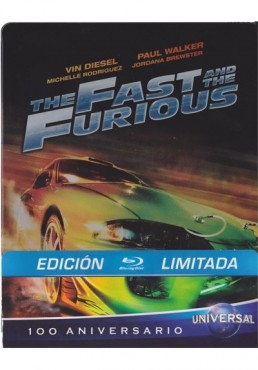 The Fast And The Furious (A Todo Gas) (Ed. Limitada) (Ed. Metalica)
