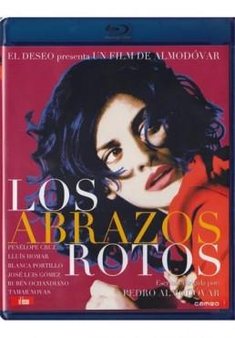Los Abrazos Rotos (Blu-Ray)