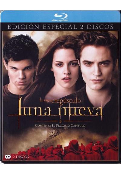 La Saga Crepusculo : Luna Nueva (Ed. Especial - Metalica) (Blu-Ray)