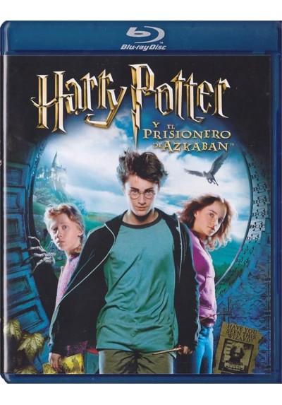 Harry Potter Y El Prisionero De Azkaban (Blu-Ray)