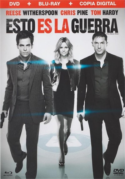 Esto Es La Guerra (Dvd + Blu-Ray + Copia Digital) (This Means War)