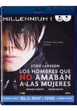 Millennium 1 : Los Hombres Que No Amaban A Las Mujeres (Blu-Ray + Dvd)