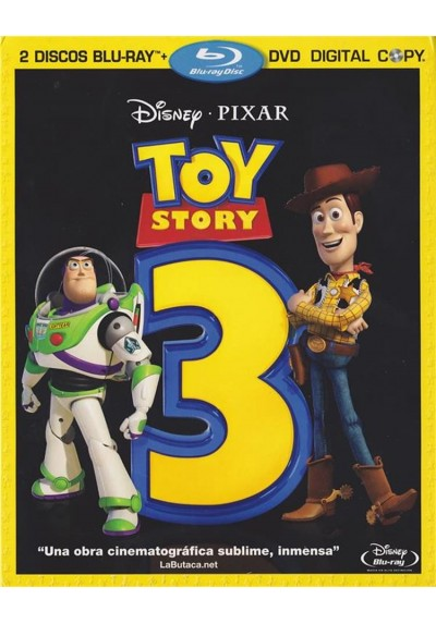 Toy Story 3 (Blu-Ray + Copia Digital)