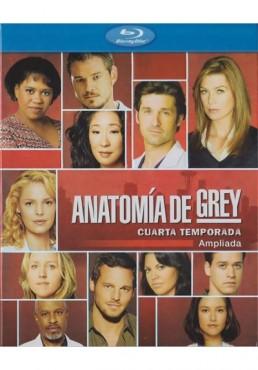 Anatomia De Grey - Cuarta Temporada (Blu-Ray)