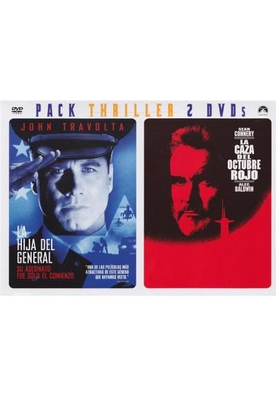 Pack La Hija Del General / La Caza Del Octubre Rojo