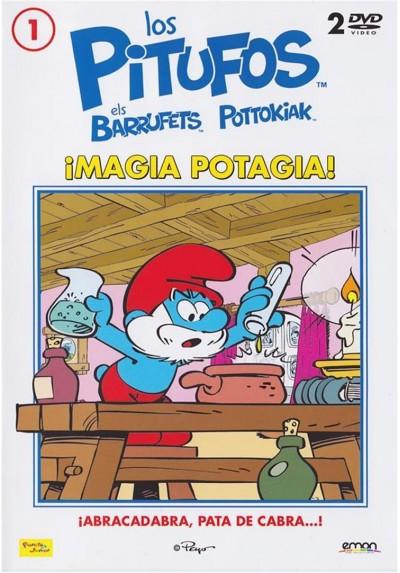 Los Pitufos - Vol. 1 : ¡Magia Potagia!