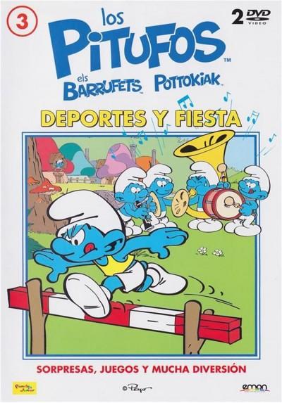 Los Pitufos - Vol. 3 : Deportes y Fiesta