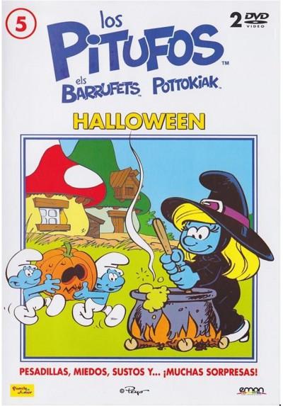 Los Pitufos - Vol. 5 : Halloween