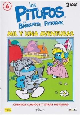 Los Pitufos - Vol. 6 : Mil Y Una Aventuras