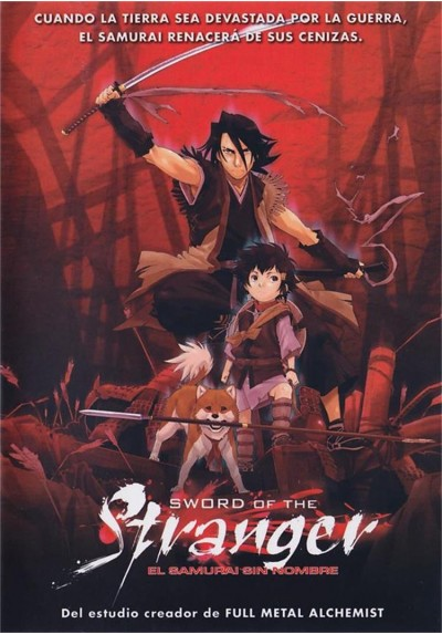Sword Of The Stranger (El Samurai Sin Nombre)