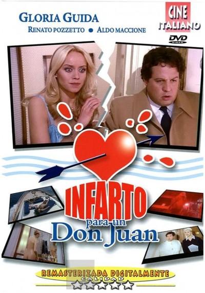 Infarto para un Don Juan