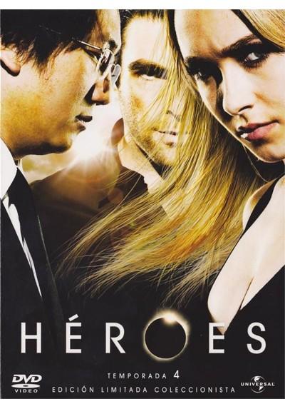 Heroes - Temporada 4ª (Ed. Limitada Coleccionista)