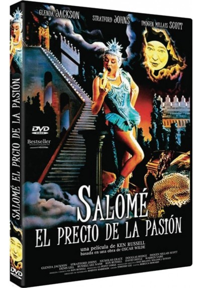 Salome, El Precio De La Pasion (Salome'S Last Dance)