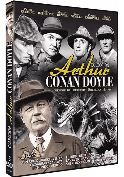 Arthur Conan Doyle - Coleccion