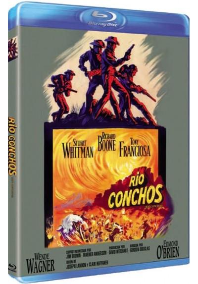 Rio Conchos (Blu-Ray)
