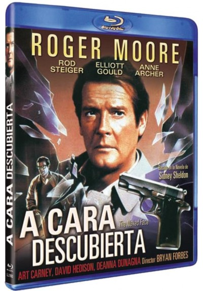 A Cara Descubierta (Blu-Ray) (The Naked Face)