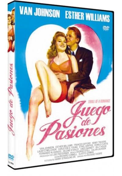 Juego De Pasiones (Thrill Of A Romance)