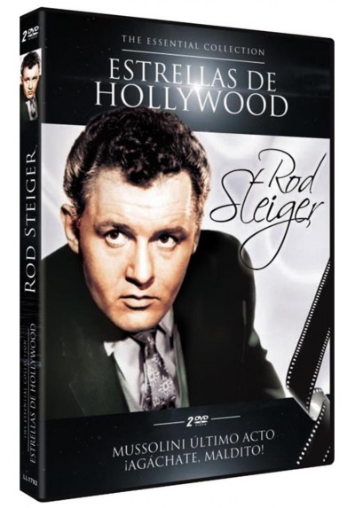 Rod Steiger - Estrellas De Hollywood