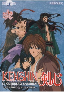 Kenshin : El Guerrero Samurai - Vol. 14