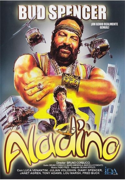 Aladino (Superfantagenio)