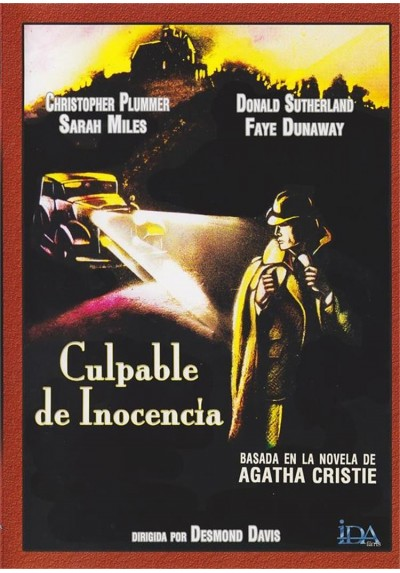 Culpable De Inocencia (1985) (Ordeal By Innocence)