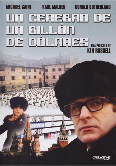 Un Cerebro De Un Millon De Dolares (Billion Dollar Brain)