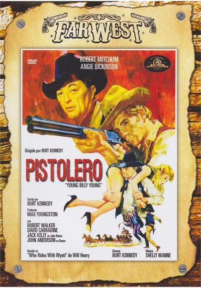 Pistolero (1969) - Coleccion Far West (Young Billy Young)
