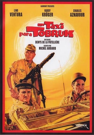 Un Taxi Para Tobruk