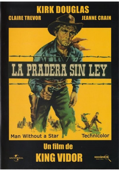 La Pradera Sin Ley (Man Without A Star)