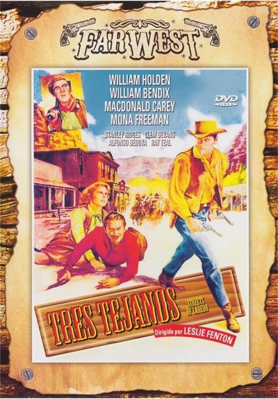 Tres Tejanos (Streets Of Laredo)