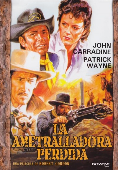 La Ametralladora Perdida (The Gatling Gun)