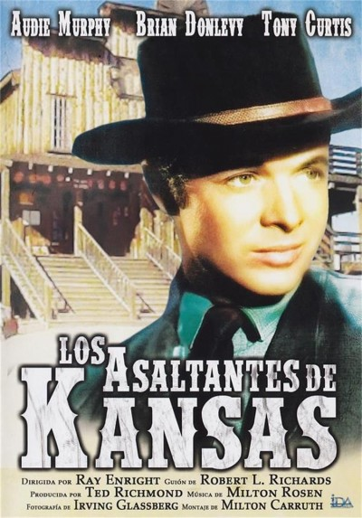 Los Asaltantes De Kansas (Kansas Raiders)