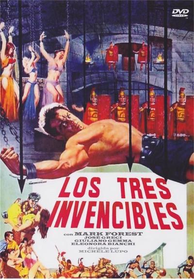 Los Tres Invencibles (Maciste, L'Eroe Più Grande Del Mondo)