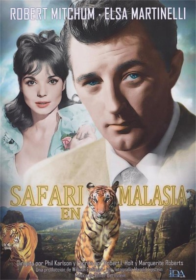 Safari En Malasia (Rampage)