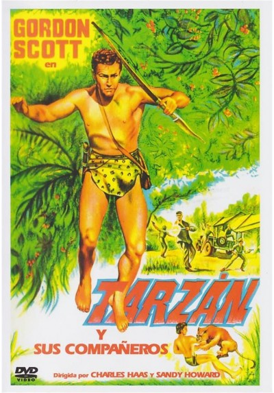 Tarzan Y Sus Compañeros (Tarzan'S Fight For Life)