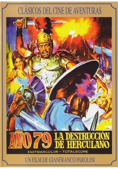 Año 79, La Destrucción Del Herculiano (Anno 79, La Distruzione Di Erculano)