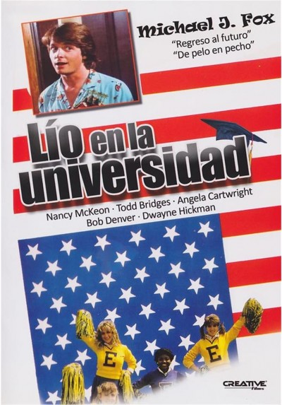 Lio En La Universidad (High School U.S.A.)