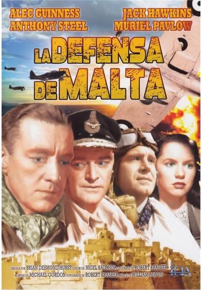 La Defensa de Malta (Malta Story)