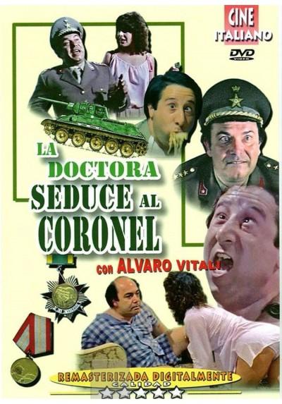 La Doctora Seduce al Coronel