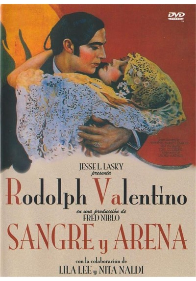 Sangre Y Arena (1922) (Blood And Sand)